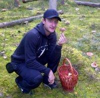 Плющенко и Рудковская съездили за грибами