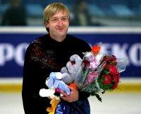 Вторая татуировка Плющенко. Олимпийский чемпион турина показал, что и в Сочи-2014 конкуренты должны его бояться.