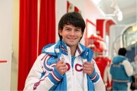 Ламбьель: Мы увидим Плющенко в Сочи, если у него будут здоровье и мотивация