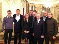 Плющенко вновь встретился с Путиным