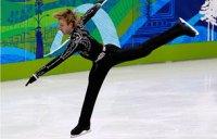 Плющенко разучивает четверной лутц