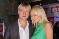 Рудковская и Плющенко скоро станут родителями