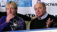 Тренер Алексей Мишин примет участие в шоу, посвященном юбилею Плющенко