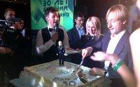На дне рождения у Плющенко гости отрывались так, что на танцпол вышла даже Пугачева