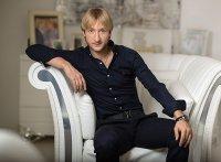 Евгений Плющенко о спорте и семье