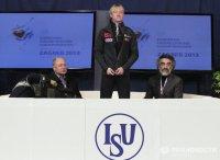 Евгений Плющенко снялся с ЧЕ после короткой программы из-за травмы