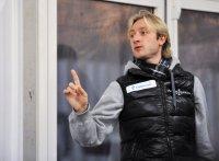 Е.Плющенко: Нужно откататься в Сочи и заткнуть им всем маленькие ротики