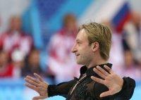 Иностранные СМИ: Плющенко цветет на льду и завораживает