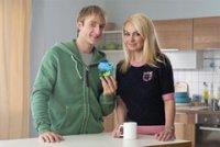 Евгений Плющенко и Яна Рудковская – новые лица бренда «Викс» в России