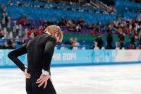 Плющенко не выйдет на лед перед зрителями до сентября