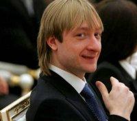 Евгений Плющенко станет автором школьного курса физкультуры