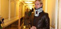 Евгений Плющенко вышел в свет после операции