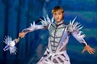 Евгений Плющенко везет в Казахстан ледовое шоу «Снежный король – 2. Возвращение»
