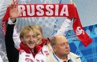 Мишин: наше сотрудничество с Плющенко продлится всю жизнь