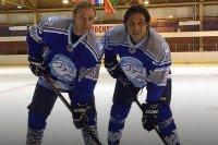 Евгений Плющенко увлекся ночным хоккеем и собирается строить свой каток