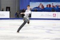 Евгений Плющенко дебютировал на соревнованиях в качестве тренера
