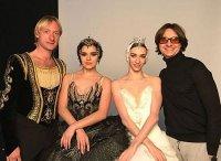 Евгений Плющенко пригласил олимпийскую чемпионку на роль черного лебедя